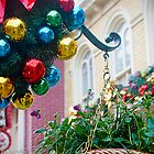 Disneyland Paris Christmas Decor by ThatDisneyLover