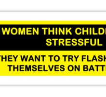Battlefield flashbang Sticker