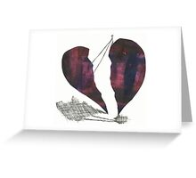 Restoration: Whim of Two Strings Greeting Card