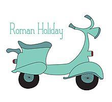 Roman Holiday  Photographic Print