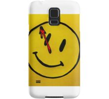 Watchmen Comedian Yellow Samsung Galaxy Case/Skin
