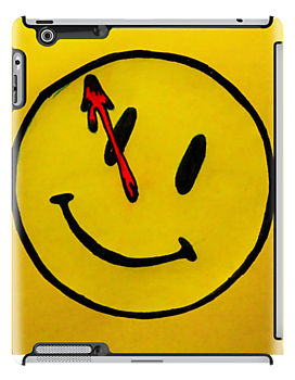 Watchmen Comedian Yellow by Amber Batten