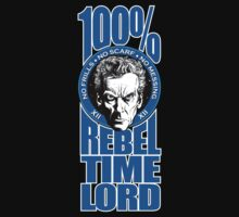 100% REBEL TIMELORD (Pocket Edition) by robinzson
