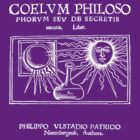 Coelum Philosphorum - Medieval Alchemy by Pixelchicken