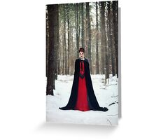 Northerly Greeting Card