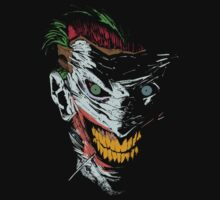 Joker - New 52 / Simple by Zeryh