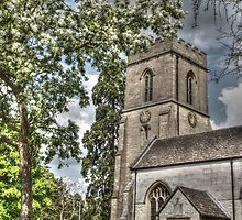 St Mary's Church Reigate by AndyHuntley