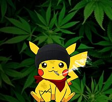 Pikachu by Squally92