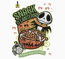 Snack O'Lanterns! Kids Clothes