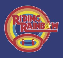 Riding Rainbow  by GordonBDesigns