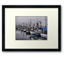 A Days Rest For A Days Work Framed Print