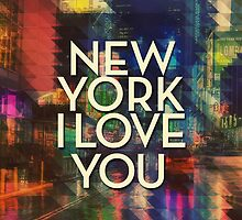 New York I Love You by cremma