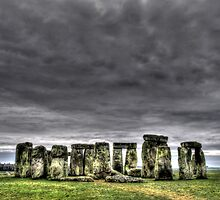 Stonehenge by AndyHuntley