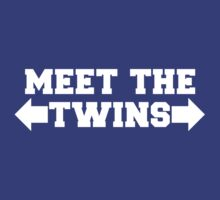 Meet the Twins by TacticTees