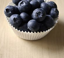 blueberries by andrea-ioana