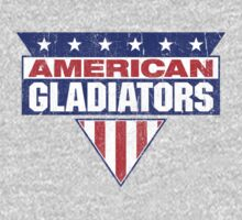 American Gladiators by Indestructibbo