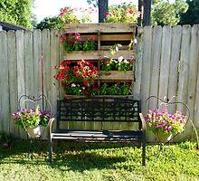 The Tiniest Garden by WildestArt