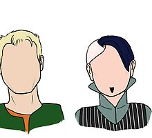Minimalist Fifth Element by burritomadness