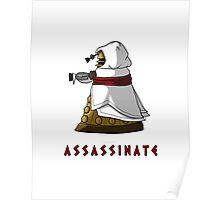 Assassin's Dalek Poster