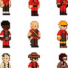 Red Team - TF2 - StarboundSprites by Jyles Lulham