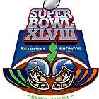 SUPER BOWL 2014 by Jimmy Rivera