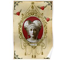Valentine - Lady Treacle, Duchess of Marmalade Poster