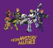 X-COM's Mystery Gang by AmazingLagann