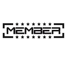 Member Stamp Logo by Style-O-Mat