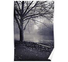 Misty Park Poster