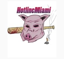 Hotline Miami by tylermc11795