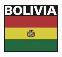 Bolivia Flag by FlagTown