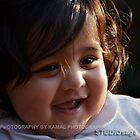 A MILLION DOLLAR SMILE! by kamaljeet kaur