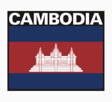 Cambodia Flag by FlagTown