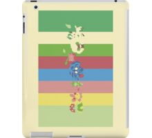 Pokemon Spectrum - Grass iPad Case/Skin