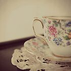 Vintage Teacup by Kimberose