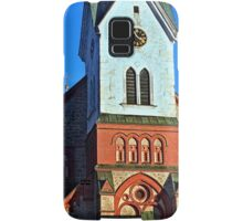 The village church of Aigen | architectural photography Samsung Galaxy Case/Skin