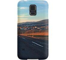 Find my way home | landscape photography Samsung Galaxy Case/Skin