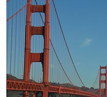 Golden Gate by Naina91