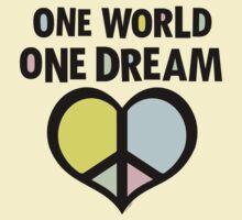 One World One Dream by ArtVixen