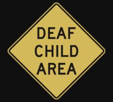 Deaf Child by cadellin