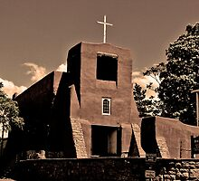 San Miguel Church by David DeWitt