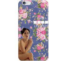 I AM ----- LOCKED iPhone Case/Skin