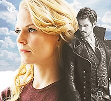 CaptainSwan Case Iphone by downtonteatime