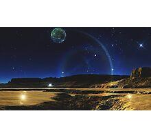 Halo Gate - Photonus Prime Photographic Print