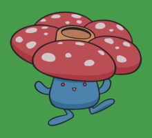 Vileplume DW by Stephen Dwyer