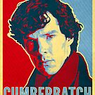 Sherlock Trilogy - Cumberbatch by ifourdezign