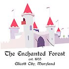 Enchanted Forest, Castle by chesapeaketides