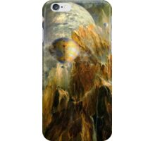 Ballooning Up the Cosmic Chasm iPhone Case/Skin