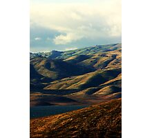 San Luis Reservoir Photographic Print