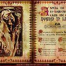 Madame Leota's Spell Book by Topher Adam by TopherAdam